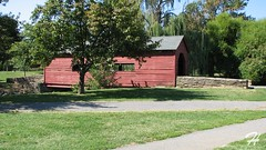 Baker Park Covered Bridge