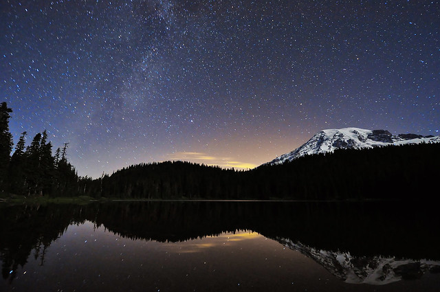 A Night at Mt. Rainier - Part 14 - 3:27am