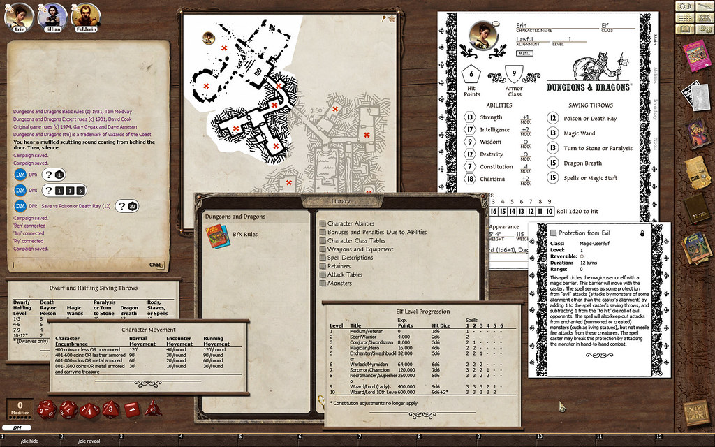 Rolling dice to do stuff (The RPG Thread) - Games - Quarter To Three