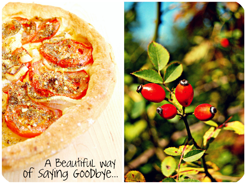 Tomato Tart Picnik-Collage 6 bis