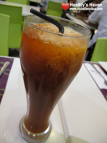 thai iced tea jatujak