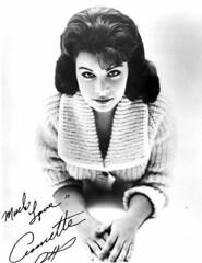 Annette Autograph