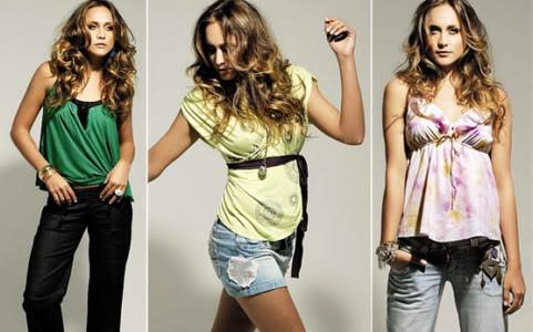 blusas para o verão 2011