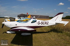 G-SCRZ - PFA 338-14686 - Czech Aircraft Works Sportcruiser - 100710 - Fowlmere - Steven Gray - IMG_6663