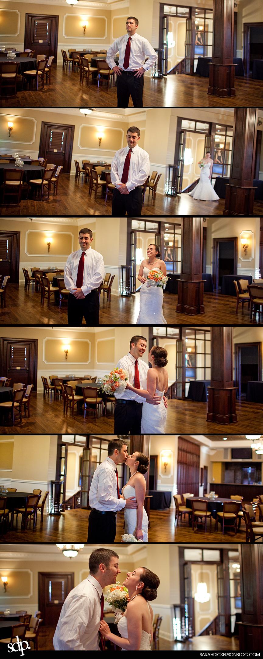 Kansas City wedding photos Loose Mansion