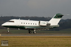 D-AIND - 5572 - Air Independence - Canadair CL-600-2B16 Challenger 604 - Luton - 100121 - Steven Gray - IMG_6632