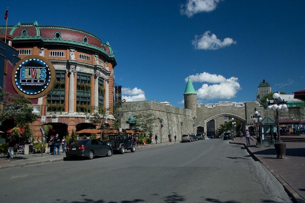 Capitole et Porte Saint-Jean