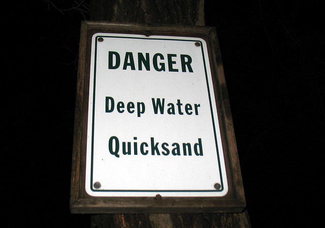 Quicksand!