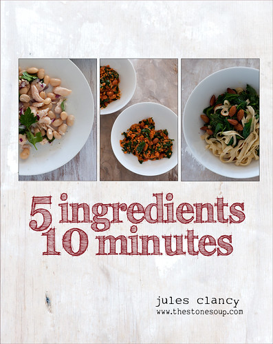 5ingredients | 10minutes cover
