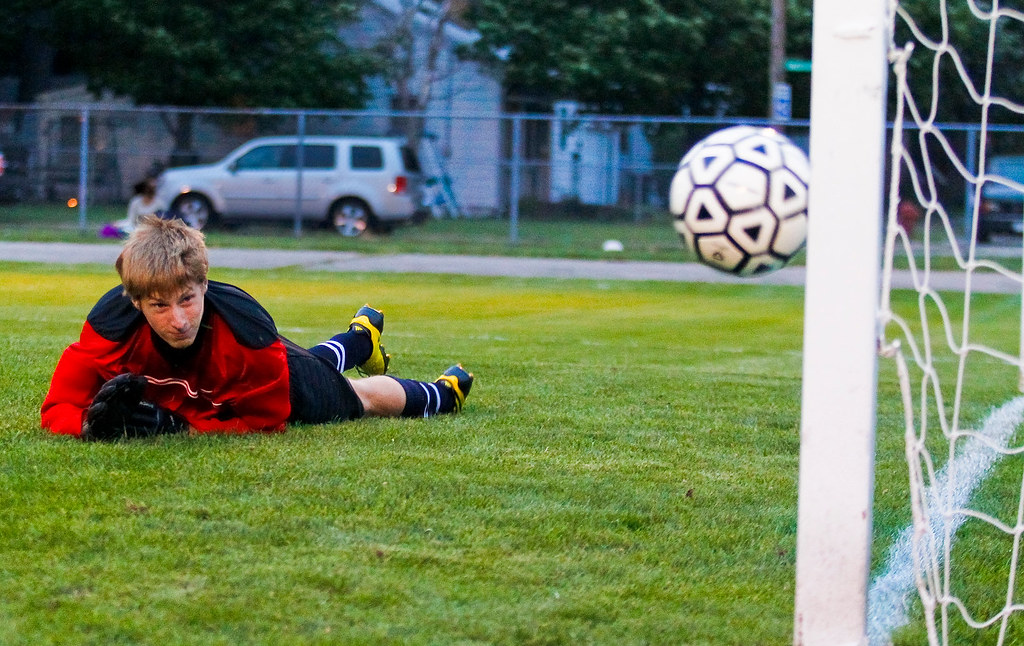 North Muskegon at West Michigan Christian Mens Soccer