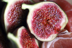 Inzhir - Figs and Paleta Iberica (Spanish Cure...