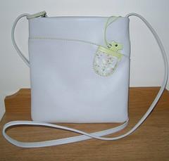 Radley Ivory Bletchley Park Crossbody bag
