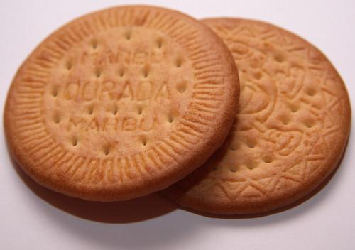 Marbú Dorada Cookies