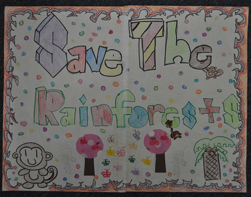 RAN's 2010 Earth Day Poster