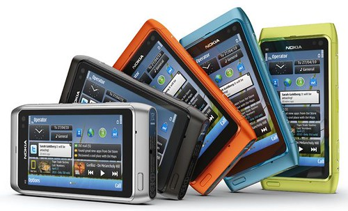 Nokia N8 Shipping