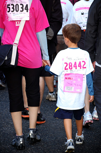 Race for the Cure Portland 2010