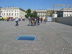 Place of book burning Photo