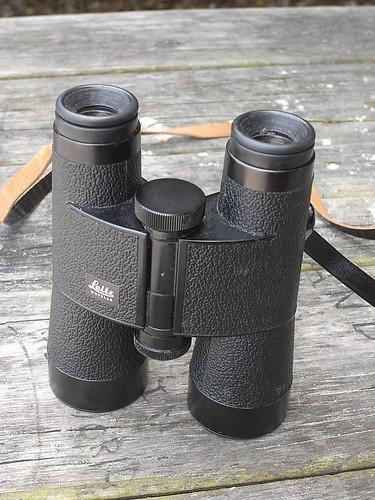 Leitz Wetzlar Trinovid 10 x 40 binoculars - 122m 1000m