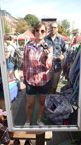 Cowboy shirts at Koichi