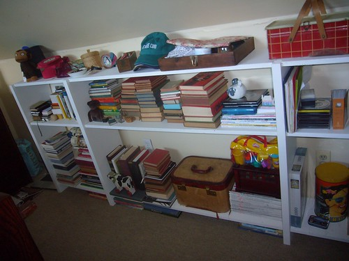 bookcase too