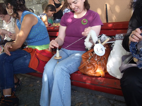 Knit / Spin in Public (Porto - Portugal)