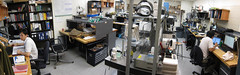 The Laboratory for Microscale Transport Phenomena is setting new world records - Day 12 (Gal Oso) Tags: newyork lab university mechanical engineering columbia lmtp
