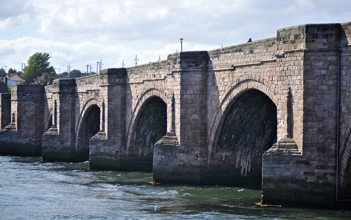Old Bridge, Berwick upon Tweed