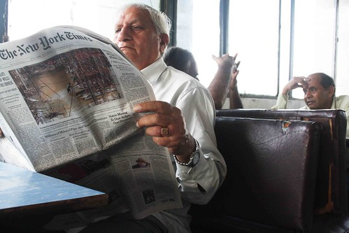 Are Newspapers Dead?