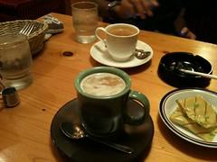 コメダコーヒーでのひととき