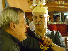 109 Jose Munoz riceve il  Premio U'Giancu