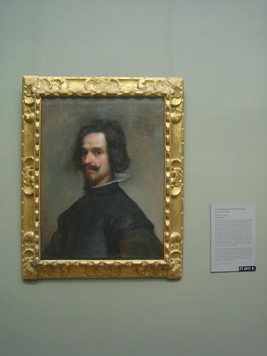 Portrait of a Man, c. 1630-35, Diego Rodríguez de Silva y Velázquez _8333