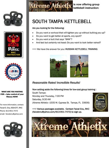 Kettlebell GroupInstruction_XtremeAthletix