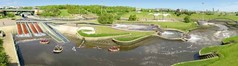 TWWC image (Tees Barrage International White Water Course) Tags: white water course international barrage tees