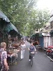 Dong Tai Road antiques market