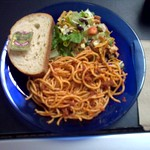 Pasta and Salad Lunch at Digg Day 14 (Thu 30 Sep) thumbnail