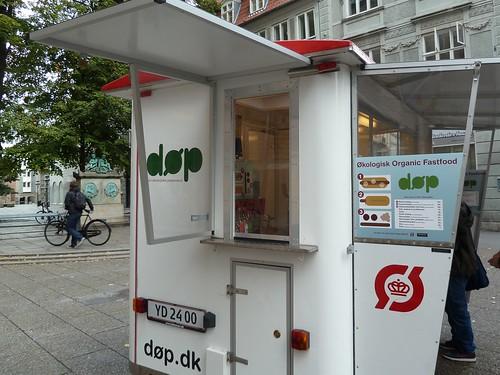 DOP Sausage Cart - Copenhagen, Denmark