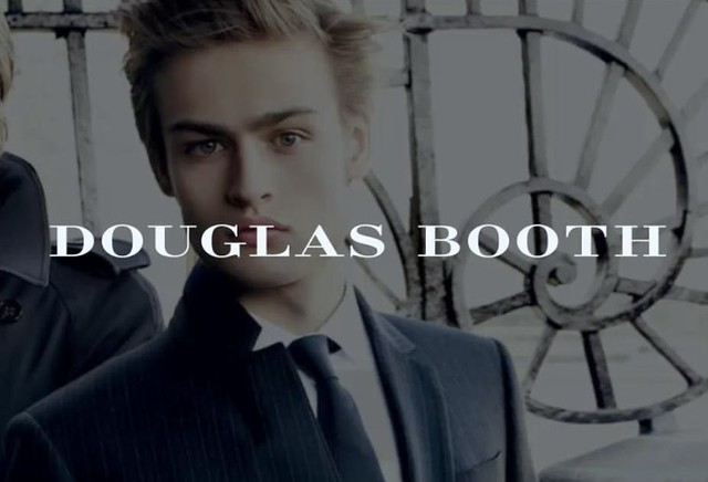 Burberry FW10 Ad Campaign_Douglas Booth4