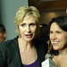 Jane Lynch at The PFLAG LA Event  DSC00213