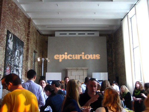 Epicurious Entertains NY 2010