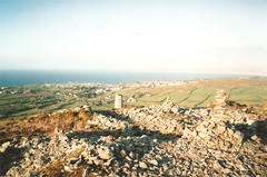 flying over st ives (tomtrevorrow90) Tags: film cornwall mines stives disposable stacks chimey rosewallhill