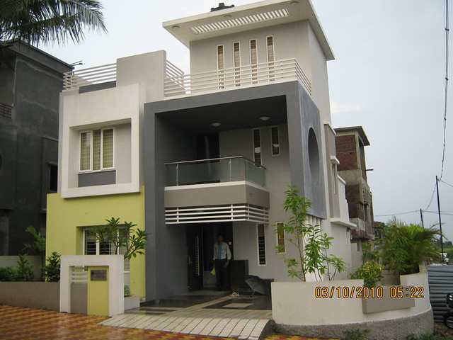 Shreeji Properties' Forest View Bungalows at Somatane PhataIMG_3175