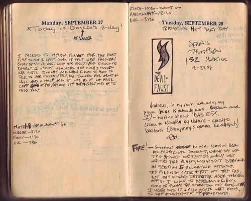 1954: September 27-28