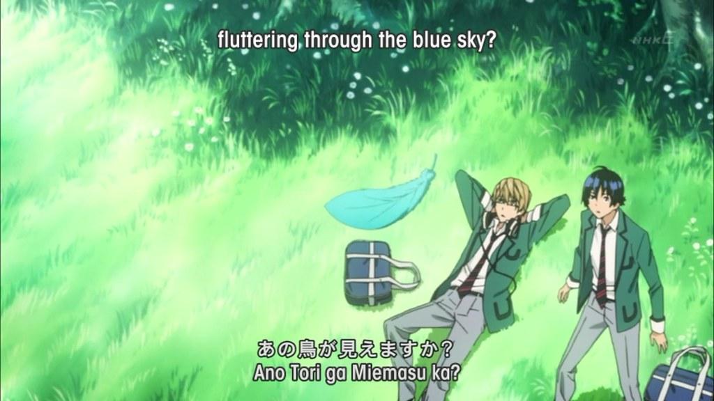 Bakuman Episode 1 - 03