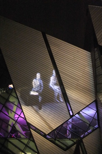 projected on ROM