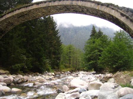 çilanç köprü