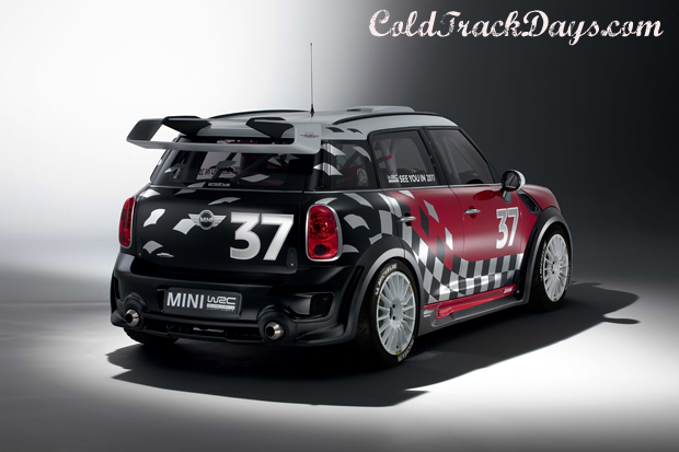 NEWS // 2011 PRODRIVE MINI WRC OFFICIALLY LAUNCHED