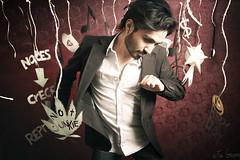 Punch! (Fer Gregory) Tags: portrait musician music male art mexicana canon mexico eos photographer artistic mexican fotografia alonso mexicano fotografo elizalde 40d fernandogregory canoneos40d canon40d fergregory alonzoelizalde fernandogregorymilan