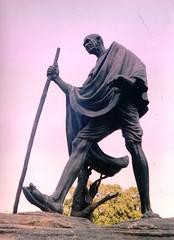 salt march memorial, Delhi