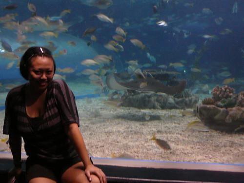 Ocean World - Me and Bob