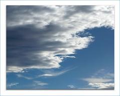 Nubes nada ms (pibepa) Tags: sky espaa cloud color azul clouds geotagged spain espanha europa eu panasonic cielo segovia nubes espagne spanien spagna spanje pedraza iberia nwn spania  hispania spagne hispanio   pedrazadelasierra lugaresdeespaa lumixtz5 dmctz5 pibepa 2010lumix